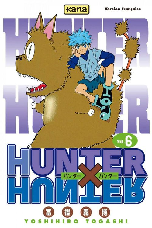 Hunter X hunter T.6