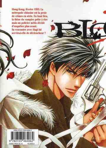 Blood + Yakoujoshi
