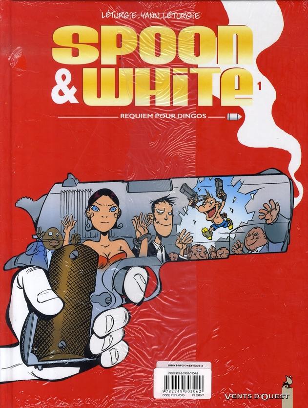 Spoon & White T.7 ; Manhattan kaputt