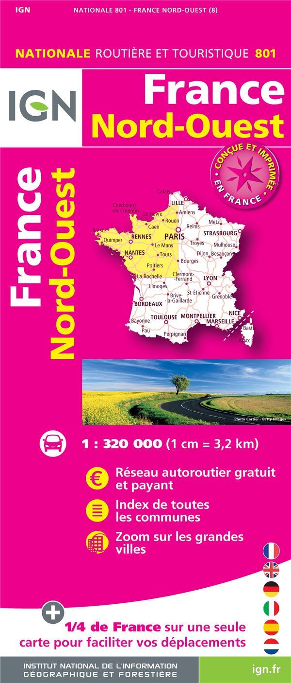 XXX - 1M801 FRANCE NORD-OUEST 2020