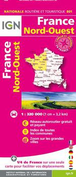 1M801 ; France Nord-Ouest