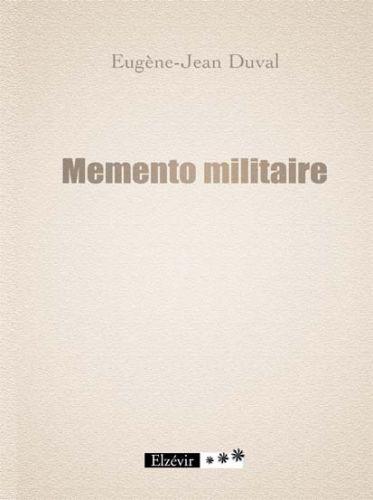 Memento militaire