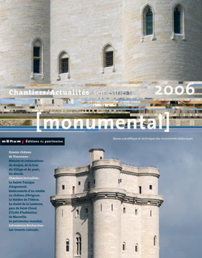 MONUMENTAL n.2006/1 ; dossier Vincennes