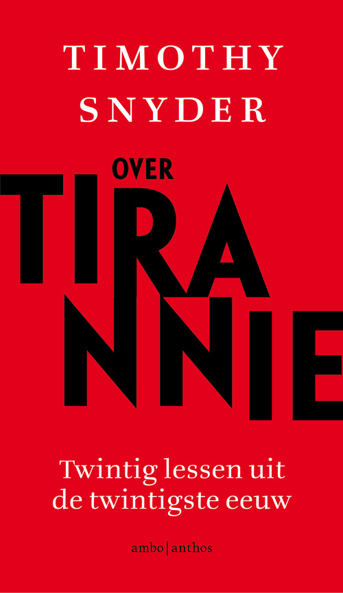 Over tirannie