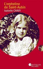Vente EBooks : L'orpheline de Saint-Aubin  - Isabelle Chavy