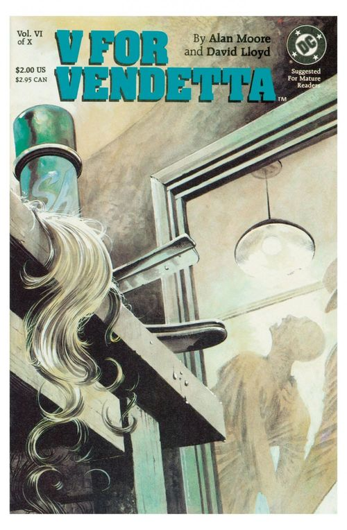 Vente EBooks : V pour Vendetta - Chapitre 6  - Alan Moore
