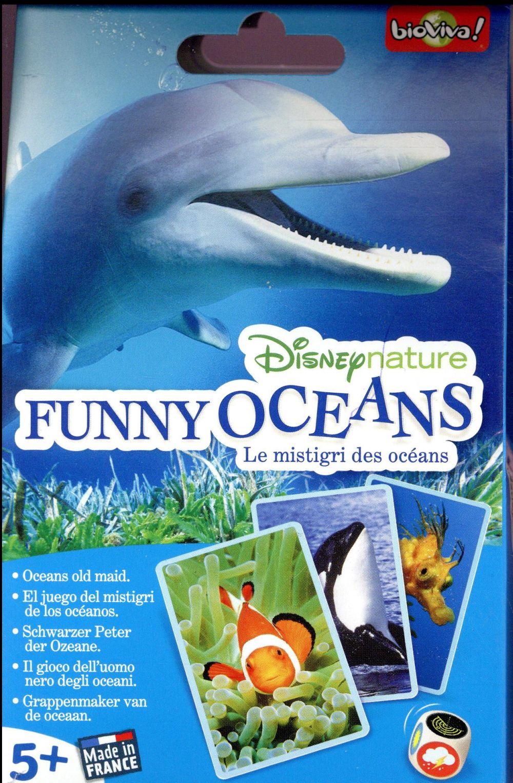 Disney nature ; funny oceans