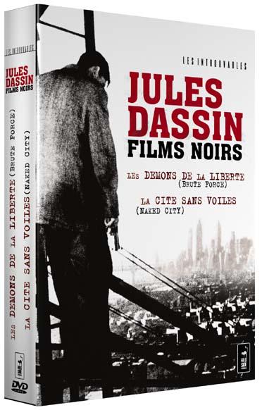 Jules Dassin Films Noirs : les démons de la liberté ; La cité sans voiles