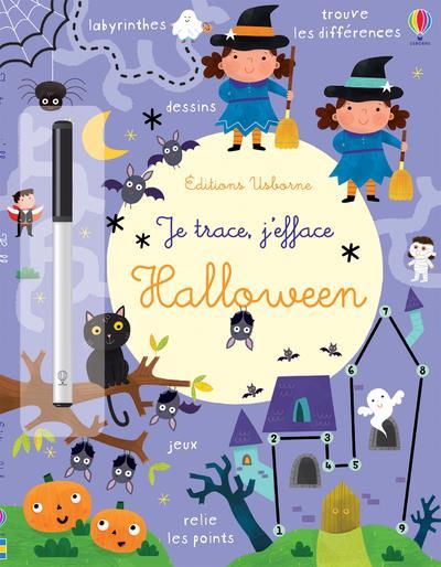 JE TRACE, J'EFFACE ; Halloween