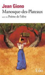 Couverture de Manosque-Des-Plateaux / Poeme De L'Olive