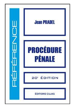 procédure pénale (20e édition)