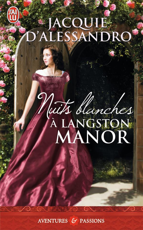 Nuits blanches à Langston Manor