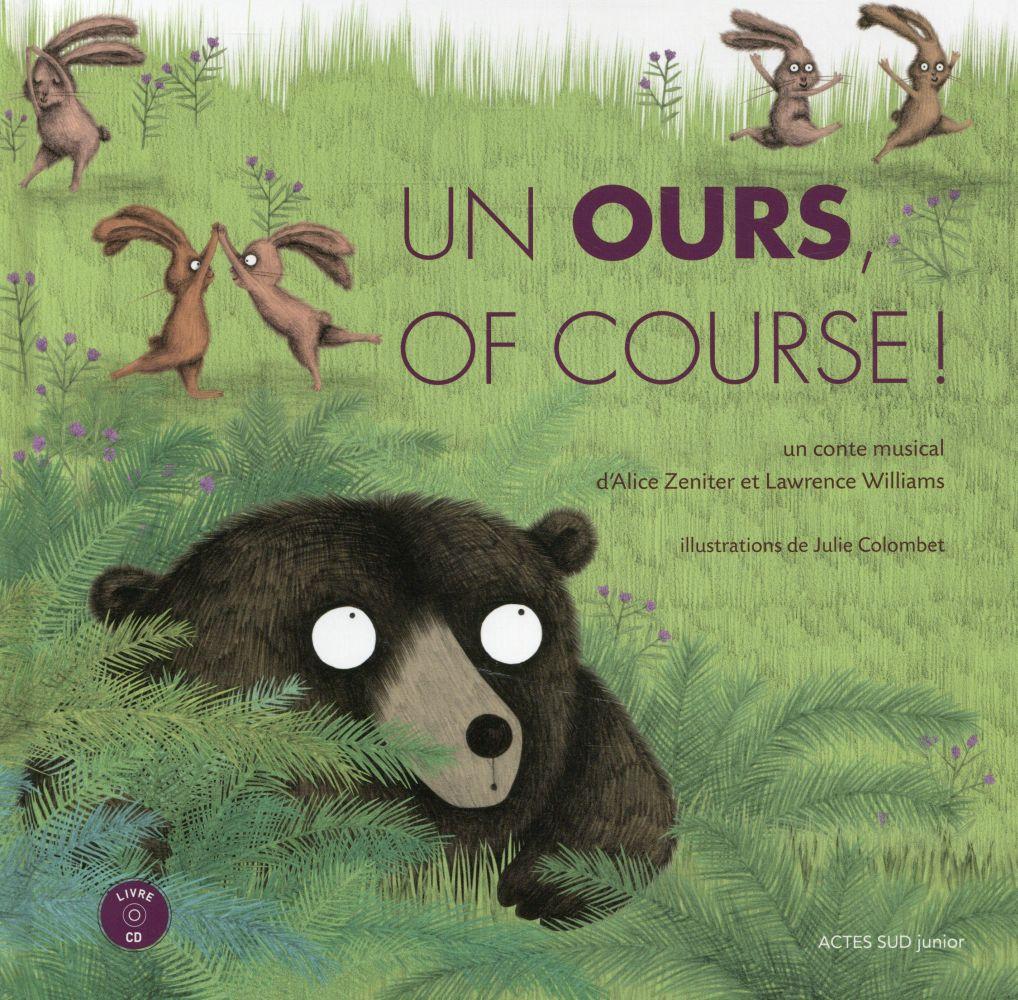 Un ours, of course ! un conte musical