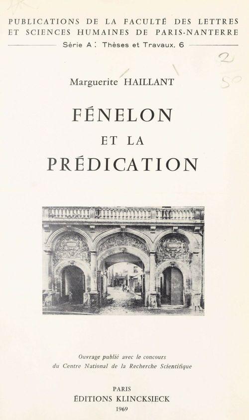 Fénelon et la prédication