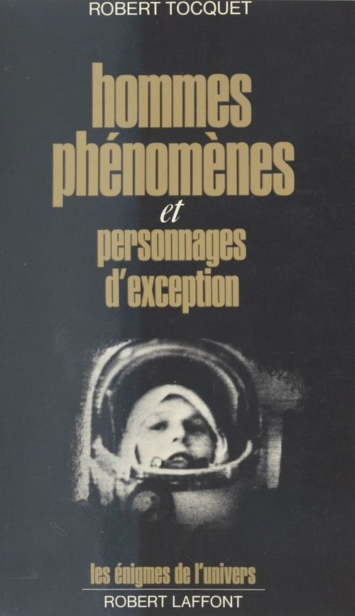 Vente Livre Numérique : Hommes-phénomènes et personnages d'exception