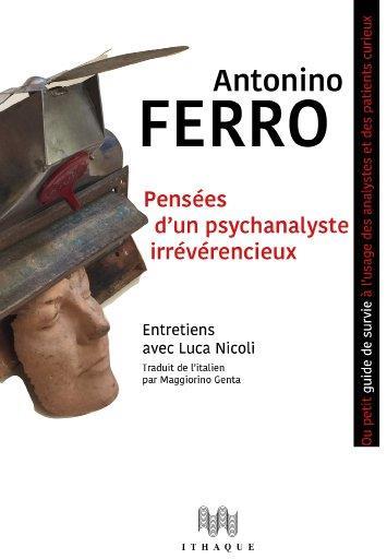 Pensées d'un psychanalyste irrévérencieux ; entretiens avec Luca Nicoli