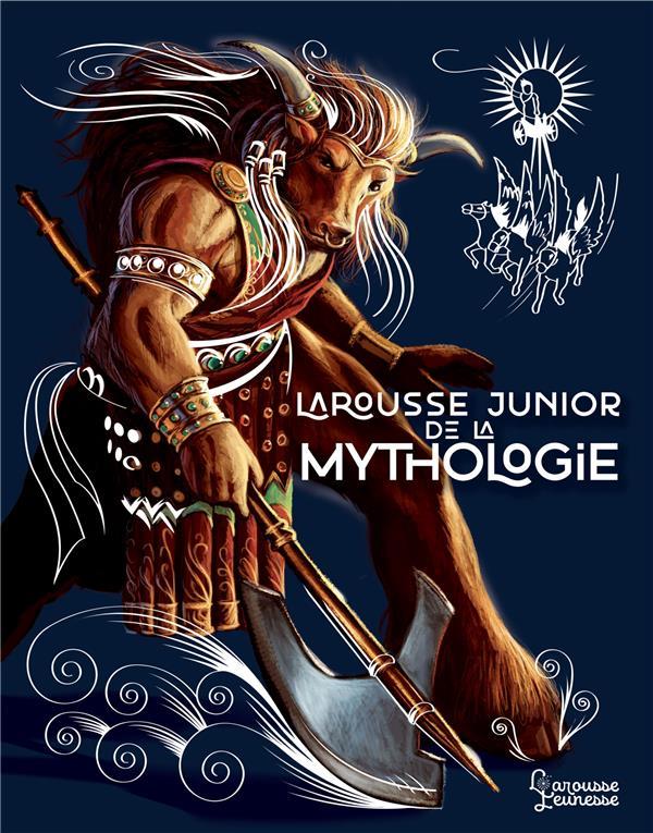 Larousse junior de la mythologie