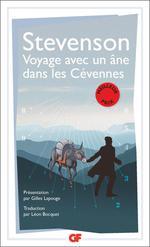 Couverture de Voyage avec un âne dans les cévennes