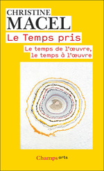 Vente Livre Numérique : Le Temps pris  - Christine Macel