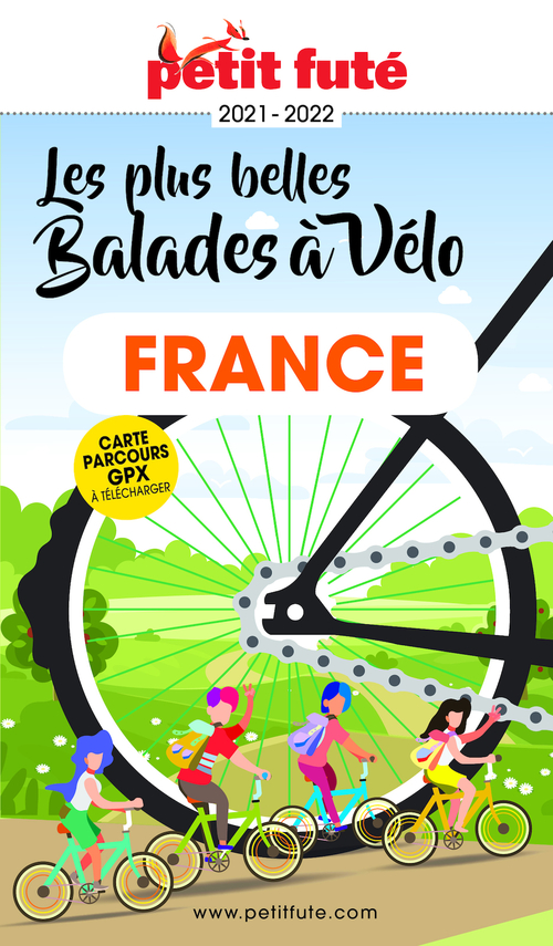 les plus belles balades de France à Vélo (édition 2021/2022)