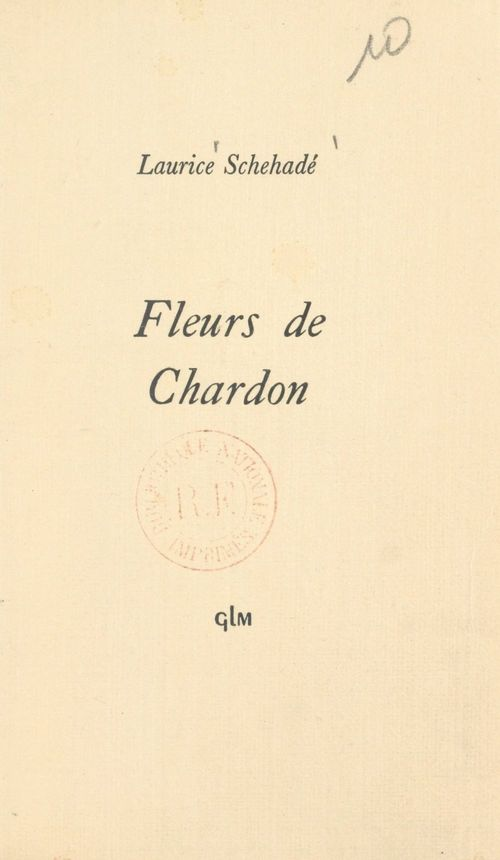 Fleurs de chardon