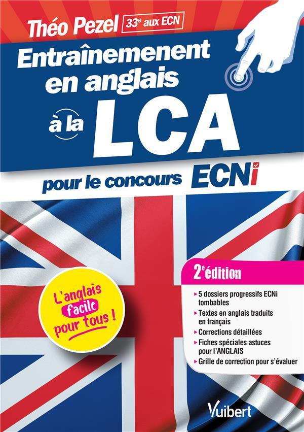Entraînement en anlgais à la LCA pour le concours ECNi (2e édition)