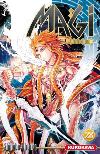 Magi, the labyrinth of magic T.28
