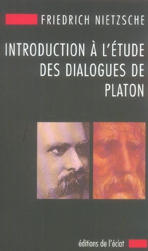 Introduction a l'etude des dialogues de platon
