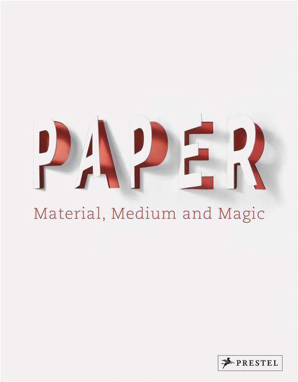 Paper material, medium, magic