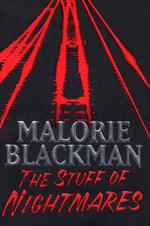 Vente EBooks : The Stuff of Nightmares  - Malorie Blackman