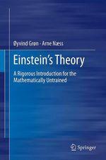Einstein's Theory  - Arne Naess - OYvind Gron