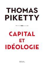Vente EBooks : Capital et idéologie  - Thomas Piketty