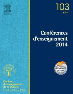 Conférences d'enseignement 2014