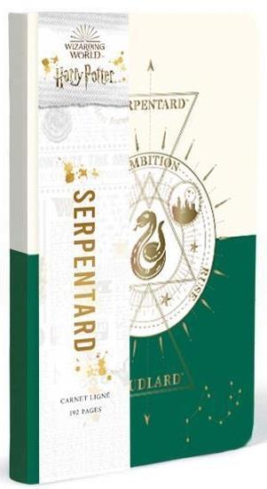 Harry Potter ; constellation ; carnet Serpentard