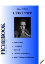 Vente Livre Numérique : Fiche de lecture L'Étranger  - Albert Camus