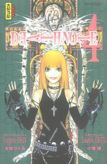 Death note t.4
