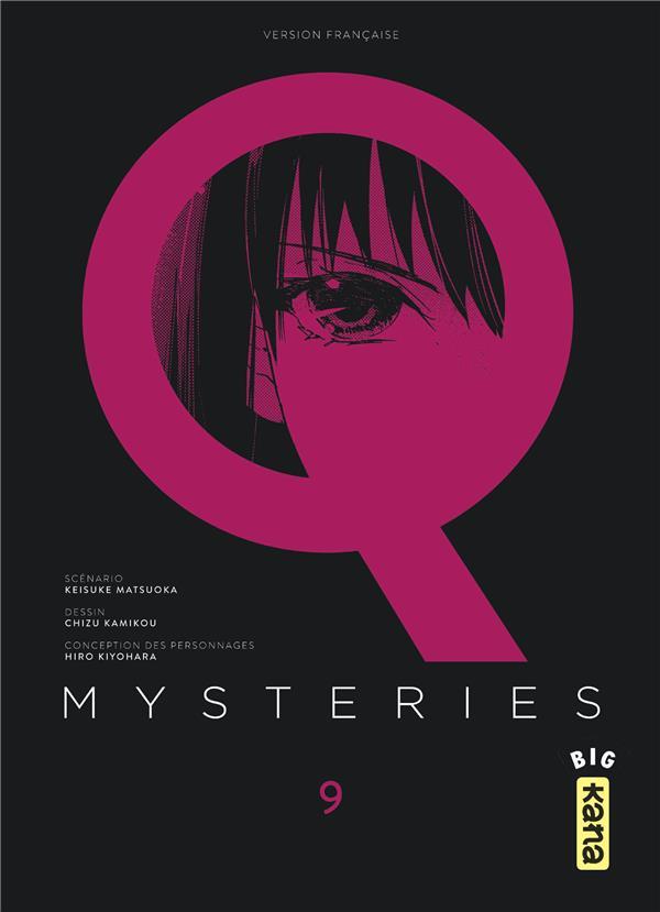 Q mysteries t.9