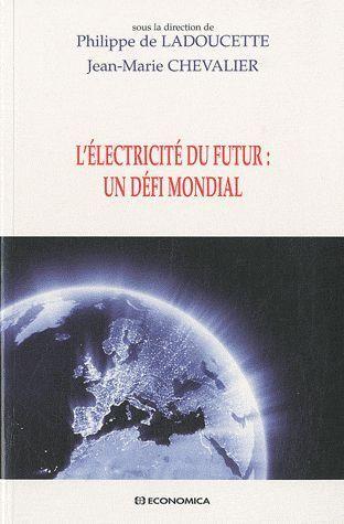 L'Electricite Du Futur : Un Defi Mondial