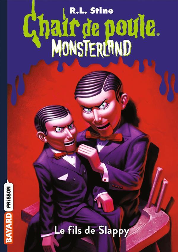 Monsterland t.2 ; le fils de Slappy