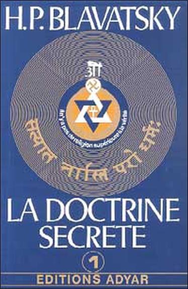 La doctrine secrète t.1