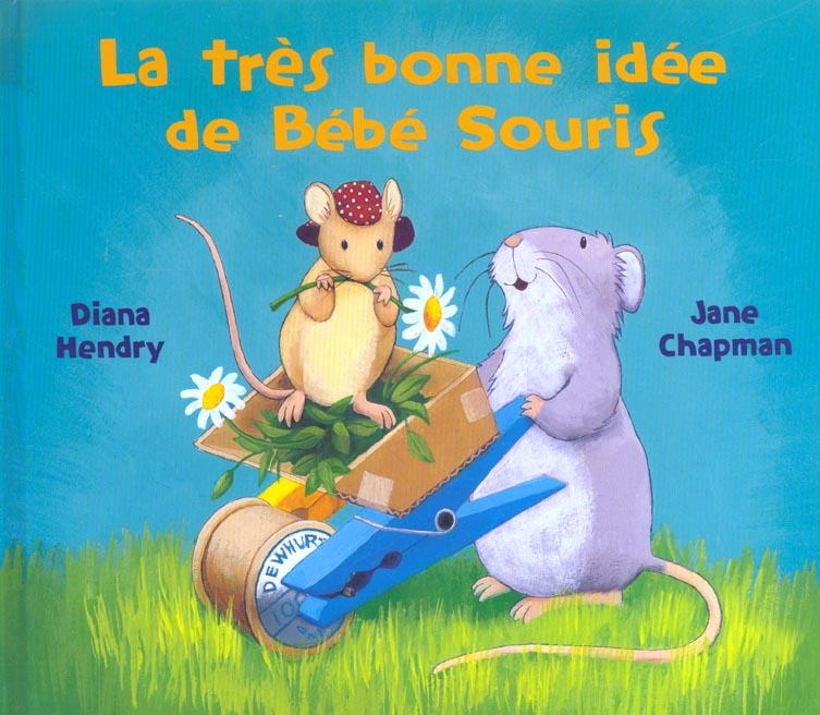 Tres bonne idee de bebe souris