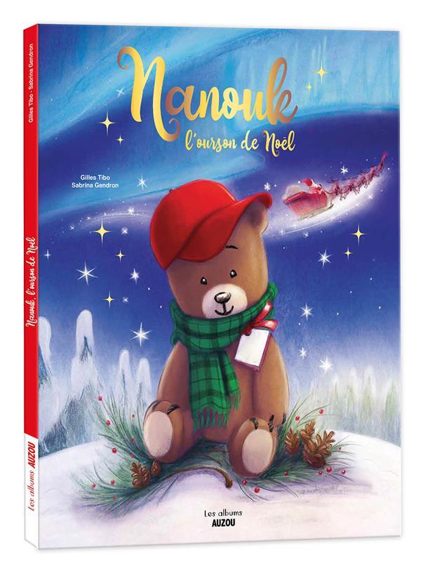 Nanouk, l'ourson de Noël