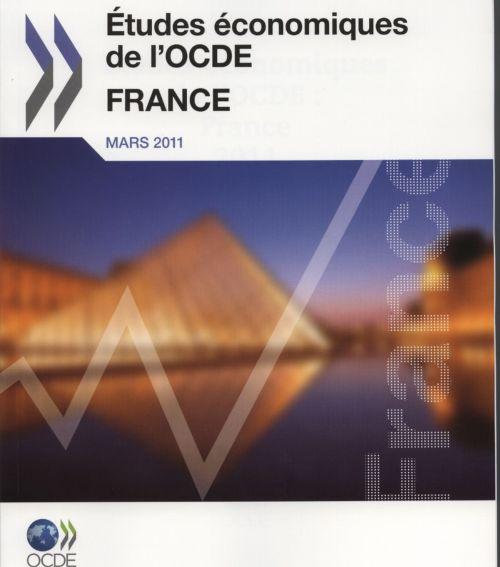 Etudes Economiques De L'Ocde : France 2011