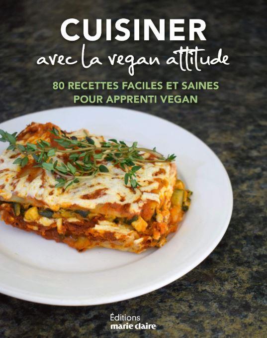 Cuisiner avec la vegan attitude