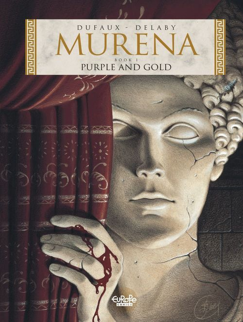 Murena 1. Purple and Gold