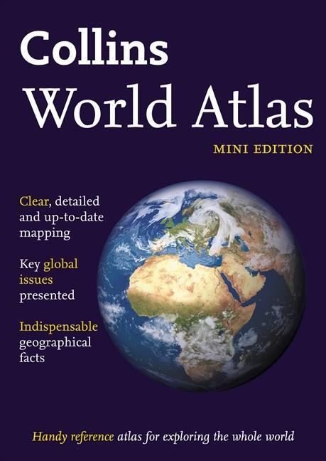 WORLD ATLAS - MINI EDITION