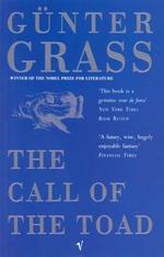 Vente Livre Numérique : The Call of the Toad  - Günter Grass