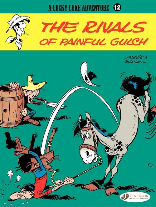 Lucky Luke T.12 ; the rivals of Painful Gulch