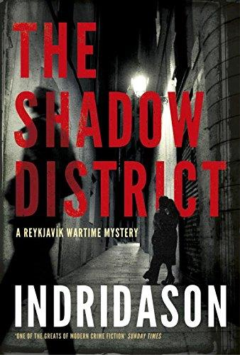 The shadow district ; a Reykjavik wartime mystery