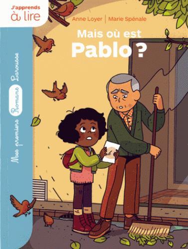 Rubi et ses voisins : mais ou est Pablo ?
